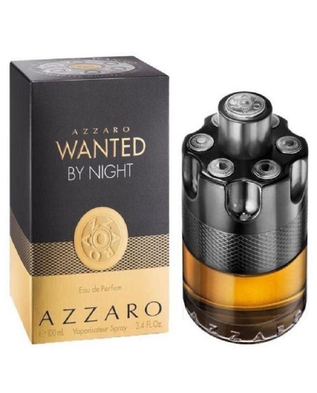 AZZARO WANTED BY NIGHT -EDP-100ML-UNISEX