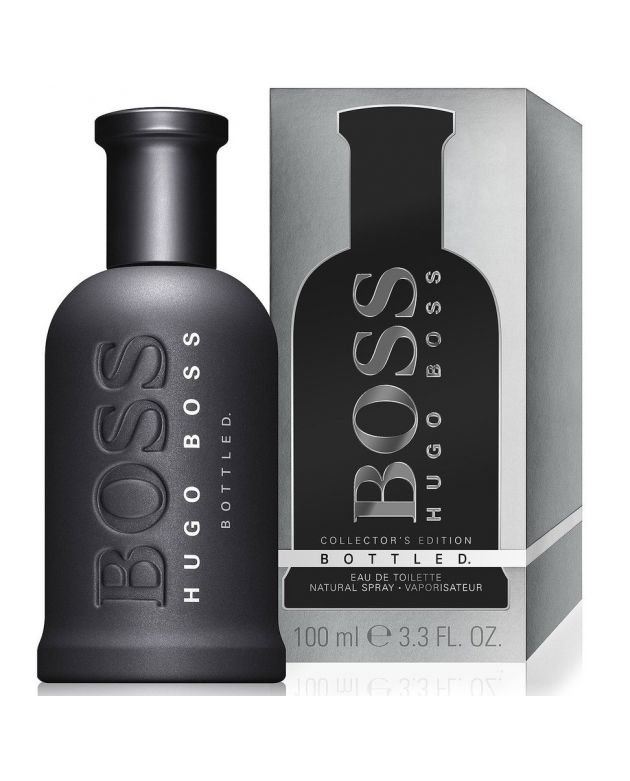BOSS BOTTLED COLLECTORS EDITION-EDT-100ML-M