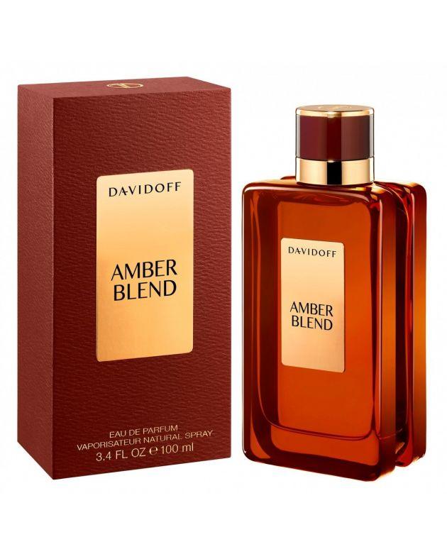 DAVIDOFF AMBER BLEND-EDP-100ML-UNISEX