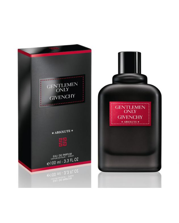 GIVENCHY GENTLEMEN ONLY ABSOLUTE-EDP-100ML-M(GV)