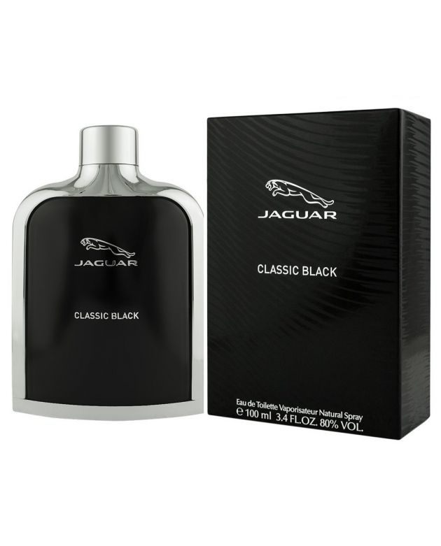 JAGUAR CLASSIC BLACK-EDT-100ML-M