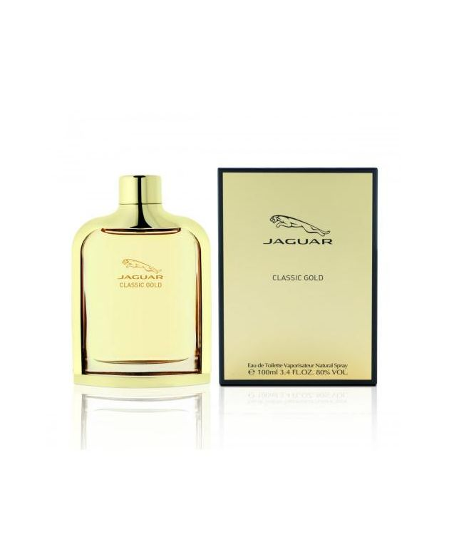 JAGUAR CLASSIC GOLD-EDT-100ML-M