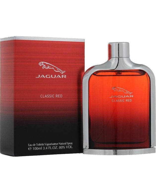 JAGUAR CLASSIC RED-EDT-100ML-M