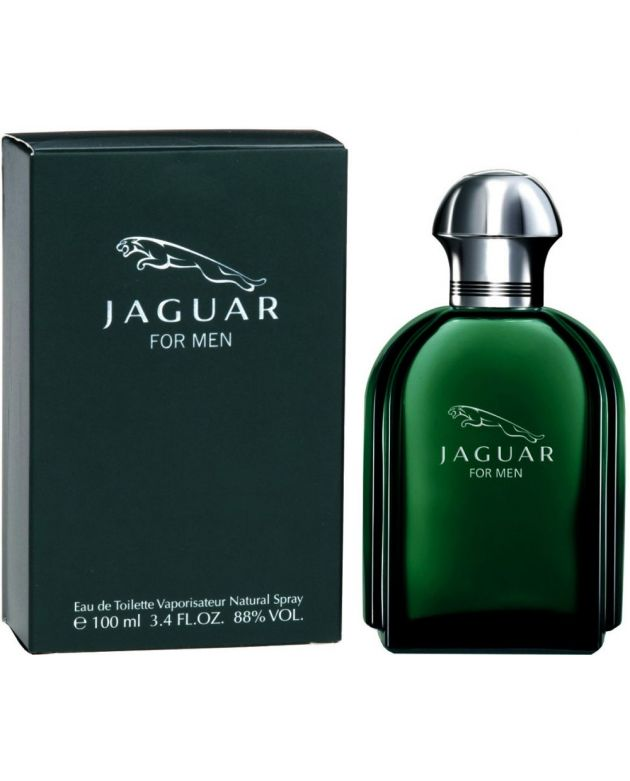 JAGUAR GREEN -EDT-100ML-M