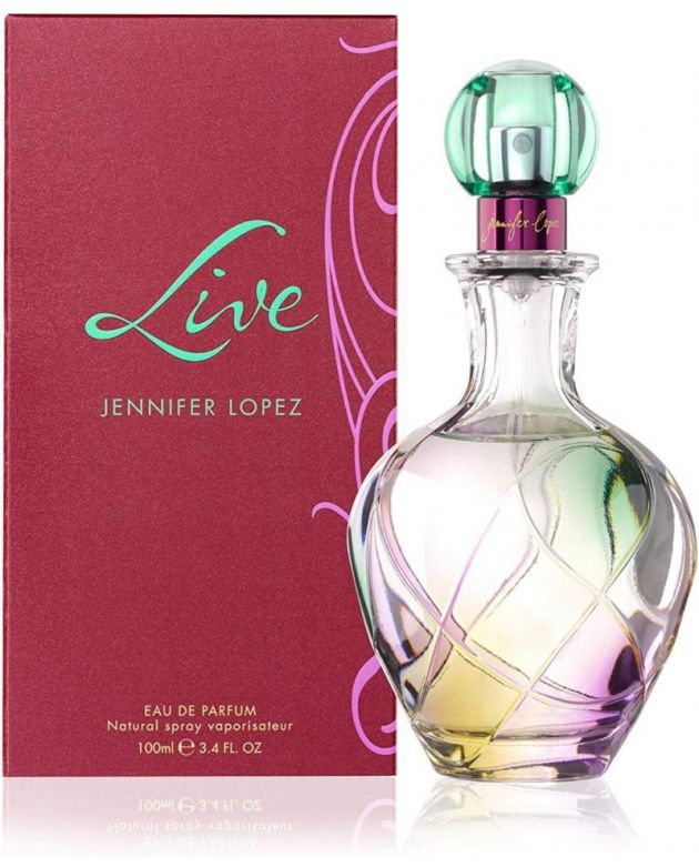 LIVE JINNIFER LOPEZ-EDP-100ML-W