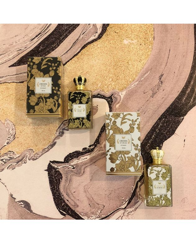 Crown Of Orchid and Crown Of Oud Set